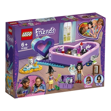 LEGO Friends 41359 Heart Box Friendship Pack
