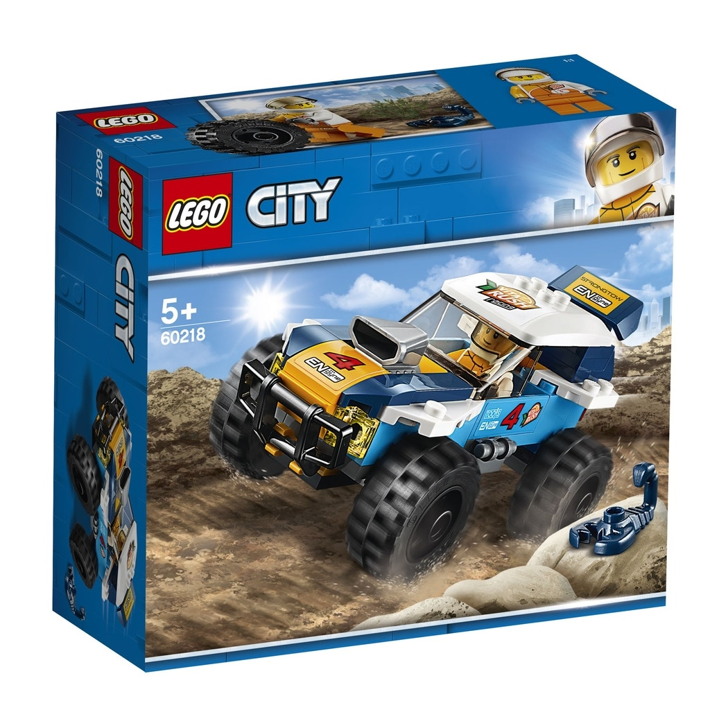LEGO City Great Vehicles 60218 Desert Rally Racer
