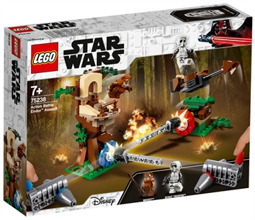 LEGO Star Wars TM 75238 Action Battle Endor™ Assault