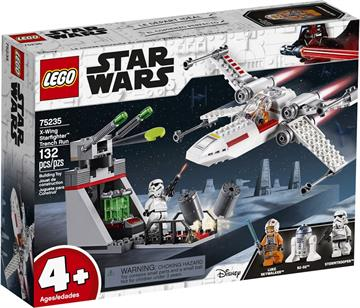 LEGO Star Wars TM 75235 X-Wing Starfighter™ Trench Run