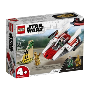 LEGO Star Wars TM 75247 Rebel A-Wing Starfighter™