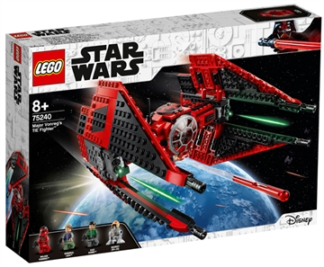 LEGO Star Wars TM 75240 Major Vonreg's TIE Fighter™