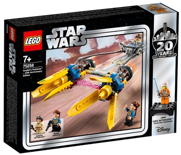LEGO Star Wars TM 75258 Anakin's Podracer™ – 20th Anniversary Ed