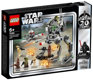 LEGO Star Wars TM 75261 Clone Scout Walker™ – 20th Anniversary E