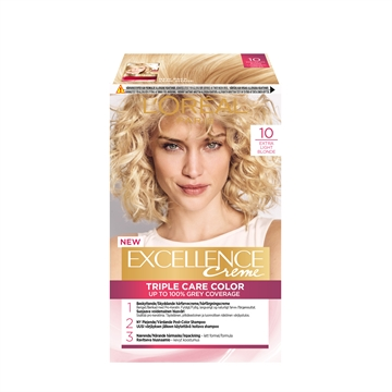 L'ORÉAL  Excellence 10 Extra Light Blonde 10 192ML