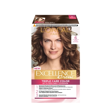 L'ORÉAL  Excellence 6 Dark Blonde 6 192ML