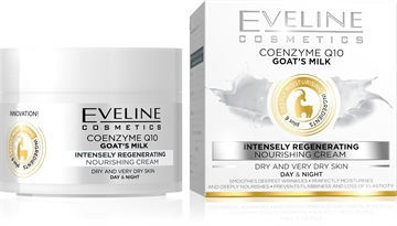 Eveline Goat'S Milk Intensely Regenerating Day&Night Cream 50ml