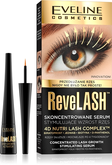 Eveline Revelash Serum Stimulating Lashes Growth 3ml