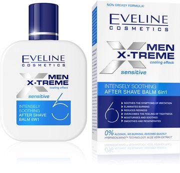 Eveline Men X-Treme Intensely Soothing After Shave Balm 6In1 100ml