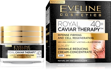 Eveline Royal Caviar Therapy Day Cream 40+ 50ml