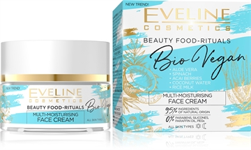 Eveline Bio Vegan Multi-Moisturising Day And Night Cream 50ml