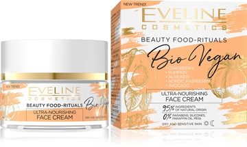 Eveline Bio Vegan Ultra-Nourishing Day And Night Cream 50ml