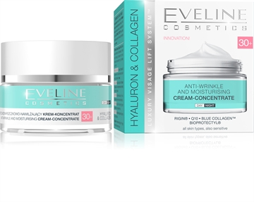 Eveline Hyaluron&Collagen Day And Night Cream 30+ 50ml