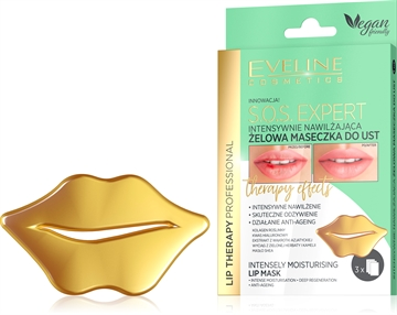 Eveline Lip Therapy Professional S.O.S. Expert Intensely Moisturising Lip Mask