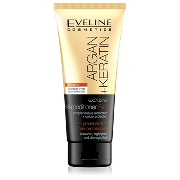 Eveline Exclusive Hair Conditioner 8In1 200ml