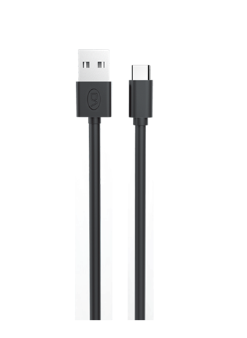 Charging Cable USB Type C 1M black