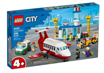 LEGO City Airport Central lufthavn 60261