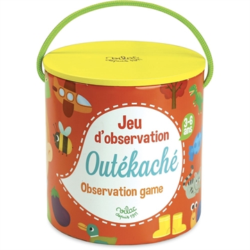 """Outékaché"" Search game"