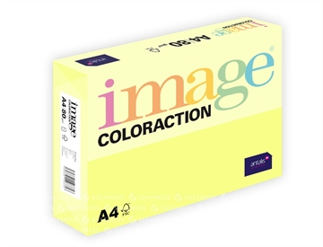 Image ColorAction 1238683 datapapper A4 (210x297 mm) Gul