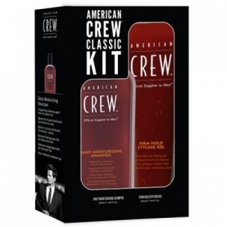 American Crew Ac Classic Daily Shampoo 250ml+Daily Conditioner 250ml Set