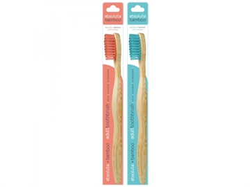 Absolute Bamboo Toothbrush Adults