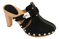 Scholl Clog Florida Black