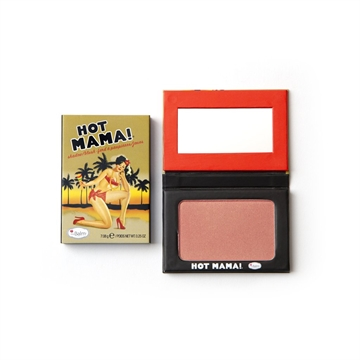 The Balm Mama 7Gr Hot Mama Blush