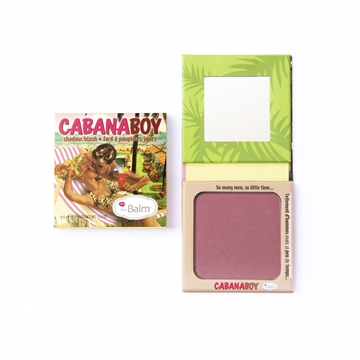 The Balm Boy Shadow-Blush 8,5Gr Cabana Boy