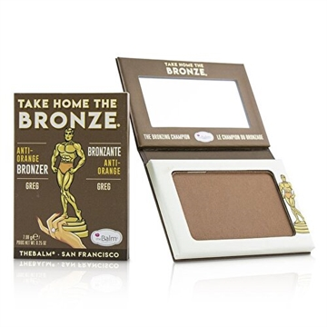 The Balm Take Home The Bronze Bronzer 7,08Gr Greg (Dark)