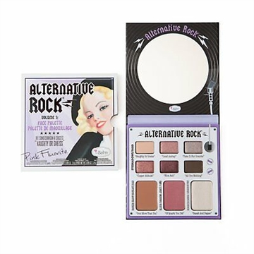 The Balm Alternative Rock Face Palette 12Gr Vol. 1 Pink Fluorite