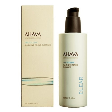 Ahava Time To Clear All In One Toning Cleanser 250ml