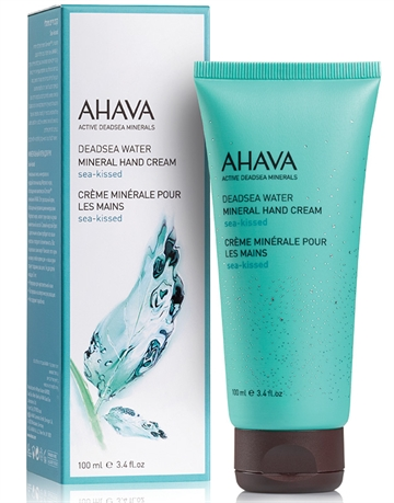 Ahava Deadsea Water Mineral Hand Cream 100ml Spring Blossom