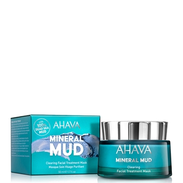 Ahava Mineral Masks Clearing Facial Treatment Mask 50ml