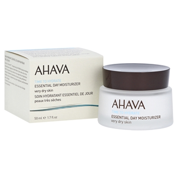 AHAVA Time To Hydrate Essential Day Moisturizer 50ml Very Dry Skin
