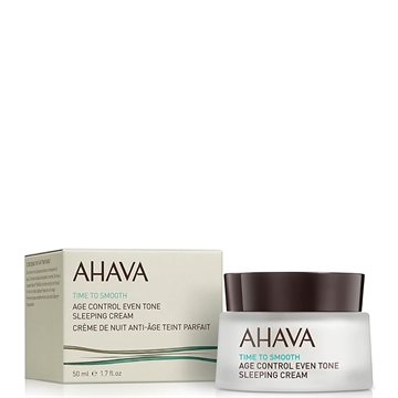 Ahava Time To S. Age Cont. Even Tone Sleep. Cr. 50ml