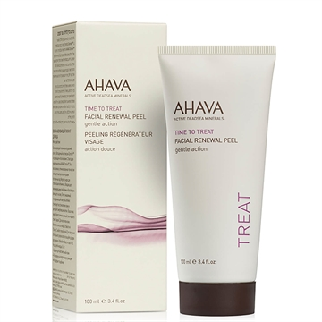 Ahava Time To Treat Facial Renewal Peel Gentle Action 100ml