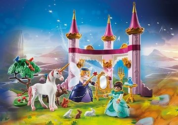 PLAYMOBIL:THE MOVIE Marla in the Fairytale Castle	70077