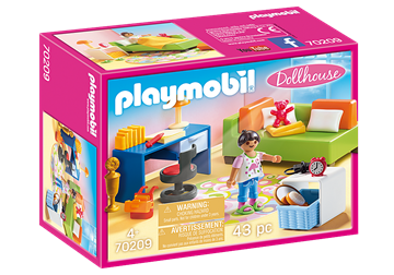 Playmobil Dollhouse Teenager's Room70209