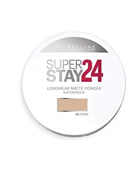 Maybelline Superstay 24H Powder 40 Fawn Ansiktspuder 1