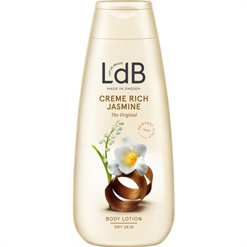 LdB Lotion Creme Rich Jasmine 250 ml