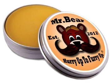 Mr. Bear Family Moustache Wax Original 30G