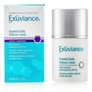 Exuviance Essential Daily Defense Creme SPF20 50gr