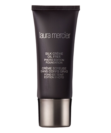 Laura Mercier Silk Cr. Oil Free Photo Edit. Found. 30ml 3W1 Sand beige - For Normal to Oily Skin