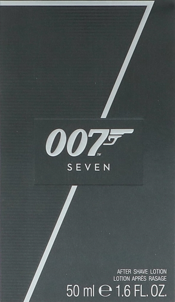 James Bond 007 Seven After Shave Lotion 50ml
