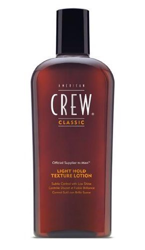 American Crew Light Hold Texture Lotion with Lawshine 250ml