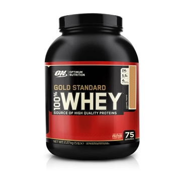Optimum Nutrition 100% Whey Gold 908g cookies