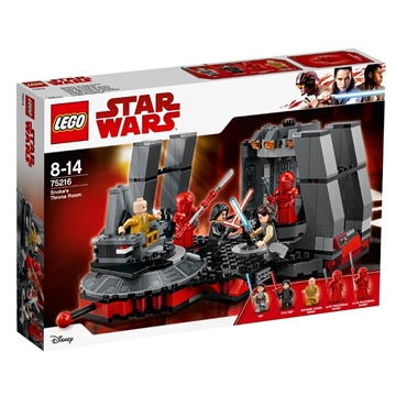 LEGO Star Wars TM 75216 Snoke's Throne Room