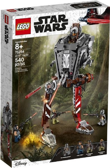 LEGO Star Wars 75254 AT-ST-raider