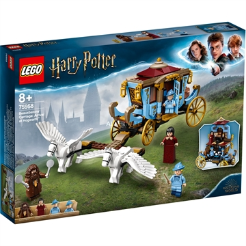 LEGO Harry Potter TM 75958 Beauxbatons' Carriage: Arrival at Hogwar