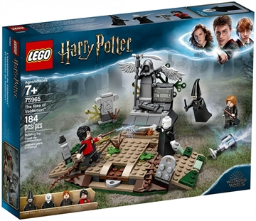 LEGO Harry Potter TM 75965 The Rise of Voldemort™